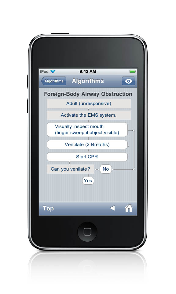 eMedic for iPhone/iPod Touch